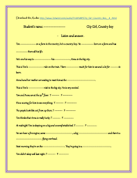149 FREE City and Countryside Worksheets
