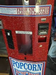Popcorn Express Vending Machine Adorable Popcorn Express Vending MachineNo Reserve 48