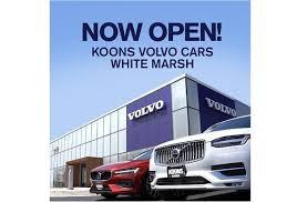 Koons Volvo Opens In White Marsh