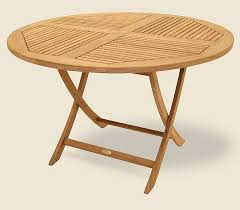 sailor large round folding table for larger view