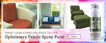 fabric paint for furnitureFabric Spray Paint Simply Spray Upholstery Dye