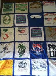 How to Make a T-Shirt Quilt | Shirt quilts, Pattern design and ... & Easy t shirt quilt pattern design with fleece back diy Fleece T Shirt Quilt  Pattern and Adamdwight.com