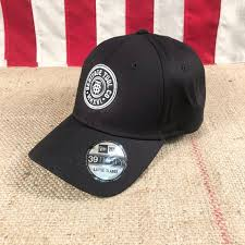 Save 10 Heritage Tool Co Logo Hat Embroidered Tool Company Black New Era 39thirty Stretch Fit Baseball Cap