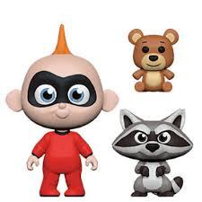 Disney <b>Funko 5</b> Star <b>Vinyl</b> Figure: Incredibles 2 - <b>Jack</b>-<b>Jack</b> | <b>Pop</b> In ...