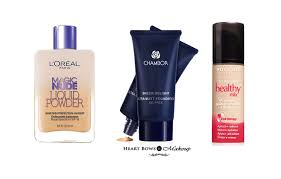 best foundation for oily skin in india high end options