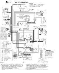 trane wiring diagrams trane furnace parts diagram \u2022 wiring trane tem4 installation manual at Trane Air Handler Wiring Diagram