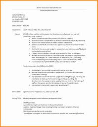 Senior Accountant Resume Sample staff accountant resume samples Josemulinohouseco 44