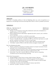 Sales Resume Summary Examples Resume For Study
