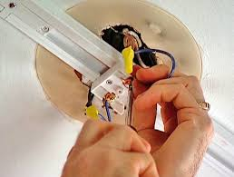 replacing track lighting. attach jumper wires to house in ceiling replacing track lighting r