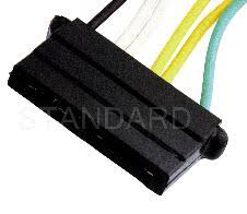 ford ranchero wiring electrical connector carpartsdiscount com ford ranchero wire harness connector oem hp3880