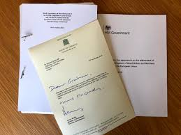 No Confidence Letters Full List Of Tory Mps Known To Have Written