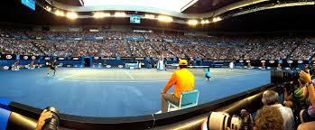 australian open roof melbourne park redevelopment about tennis australia tennis