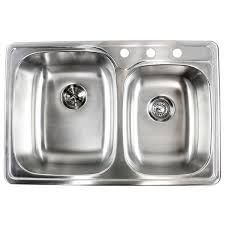 Ruvati 16gauge Stainless Steel 30inch Double Bowl Undermount Stainless Steel Double Kitchen Sink