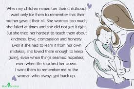 Inspirational Quotes Mothers Extraordinary 48 Best Single Mom Quotes