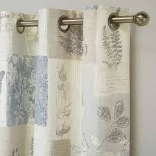 Dunelm Bathroom Accessories Botanist Natural Lined Eyelet Curtains Dunelm My Ideal Living