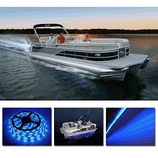 led boat deck lights. Pontoon Boat Under Deck Lights Led