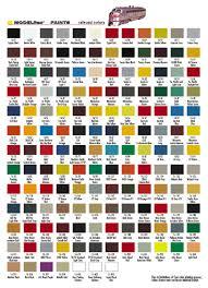 Peterbilt Paint Color Chart Modelflex Page 3