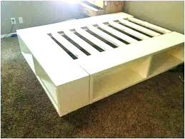Cheap Bed Frames With Storage Full Platform Frame Size Near Me ...