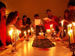 Prayer For Lighting The Menorah Candles Chanukah Candle Lighting Blessings Rabbi Barbara