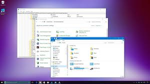 Windows 10 Explorer How To Access Control Panel Via File Explorer In Windows 10