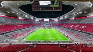 Allianz Arena Umbau | Neue Sitze im FC Bayern Look | Dokumentation