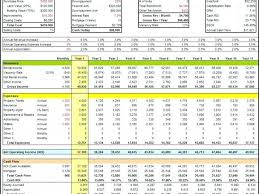 Download By Property Budget Template Excel Rental Real Estate ...