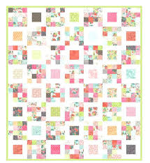 Four Squared Quilt Pattern Tutorial By Aunt Pollys Porch Quilt ... & Four Squared Quilt Pattern Tutorial By Aunt Pollys Porch Quilt Patterns  Using 3 Charm Packs Quilting Adamdwight.com
