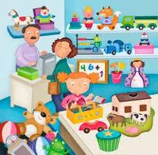Resultat d'imatges de tienda de juguetes