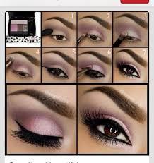 easy pink eye makeup tutorial