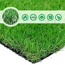 grass rug outdoor pet grow realistic artificial grass rug indoor outdoor garden lawn landscape synthetic turf