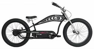 micargi cyclone electric stretch beach cruiser electric chopper