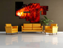 ... Using Large Wall Art To Beautify Your House Livinglindsay Ideas Home  Decor Decoratings For Spaces 97 ...