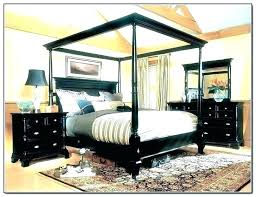 California King Size Bedroom Furniture Sets King Size Canopy Bed ...