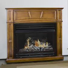 pleasant hearth dual fuel vent free gas fireplace reviews wayfair pleasant hearth gas fireplace