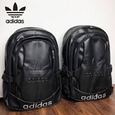 <b>2018 New Arrival</b> Adidas <b>PU</b> Leather Backpack | Shopee Philippines