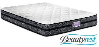 beautyrest black. Simmons Beautyrest Twin Mattress Black Hybrid Firm Pillow Top