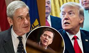 Image result for comey and bob mueller