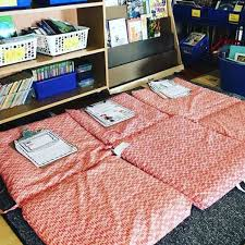 outdoor cushions used for flexible seating