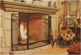 divine fireplace accessories at the home depot together with flat fireplace screen doors pics