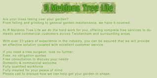 Surgery Quotes Unique Rick Meldon Tree Surgery In Twickenham UK Business Directory