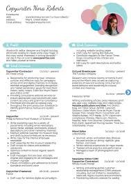 Example Of Marketing Resumes 10 Real Marketing Resume Examples That Got People Hired At