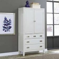 white armoire wardrobe bedroom furniture. Newport White Armoire Wardrobe Bedroom Furniture N
