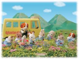 Best Images About Sylvanian Family On Pinterest - Swivel classy sylvanian families living room set