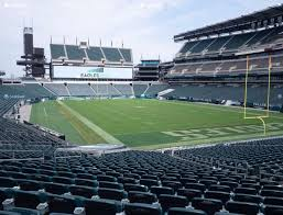 Lincoln Financial Field Section 107 Seat Views Seatgeek