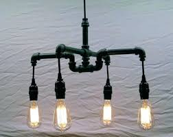 full size of home improvement chandelier pipe industrial 2 unique wood iron harper pendant ch and