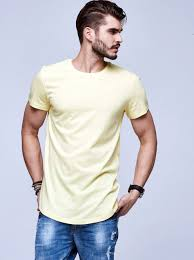 <b>Men's short sleeve</b> basic T-<b>shirt</b> - GLO-STORY WHOLESALE