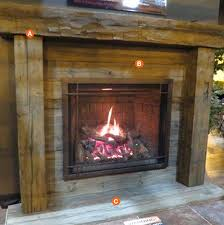 interesting surround choose our fireplace surround kit magra mantel kit to concrete with reclaimed wood 8