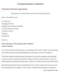 Student Agreement Contract Independent Contractor Agreement Form Template With Sample Contract ...