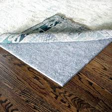 awesome felt rug pad pads for laminate floors