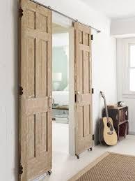 repurposing old doors and windows Salvaged Office Doors by Miss
